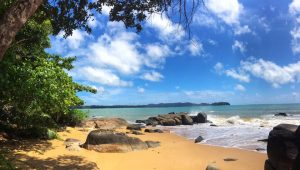 beach bungalows Thailand